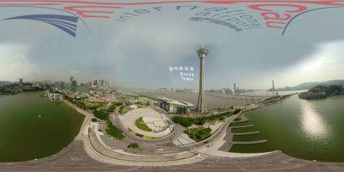 Air Macau VR 360 Video