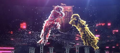 2018美高梅獅王爭霸賽宣傳片